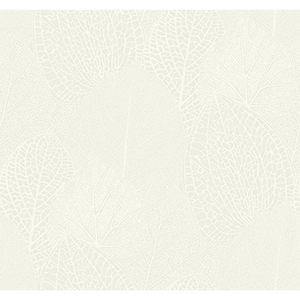 Masterworks Pearl Botanical Wallpaper