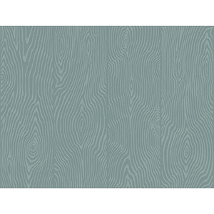 Masterworks Slate Wood Veneer Wallpaper