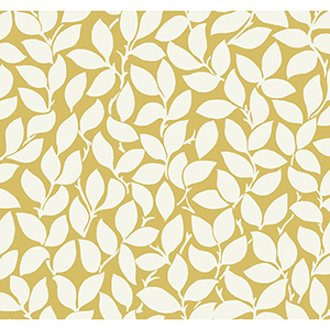 Masterworks Citrine Botanical Wallpaper