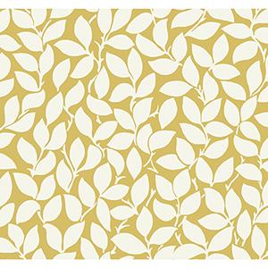 Masterworks Citrine Botanical Wallpaper