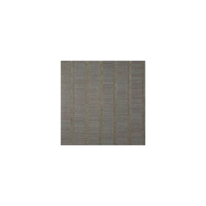 Ronald Redding Designer Resource Grey and Brown Grasscloth Chevron Sisal Wallpaper