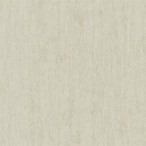 Silver Leaf II Lustre Metallic Silver, Cream and Grey Wallpaper