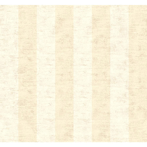 Inspired by Color Beige 3-Inch Wide Stripe Wallpaper