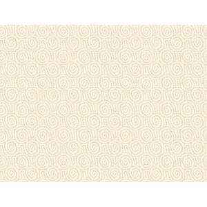 Sculptured Surfaces II Cream and Beige Charma Wallpaper