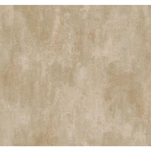 Inspired by Color Taupe Linen Texture Wallpaper