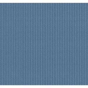 Stacy Garcia Paper Muse Blue and Silver Pop Dot Wallpaper