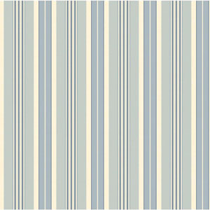 Waverly Stripes Long Hill Wallpaper