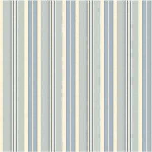 Waverly Stripes Long Hill Wallpaper