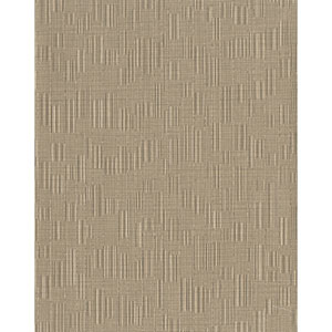 Design Digest Beige Mosaic Weave Wallpaper