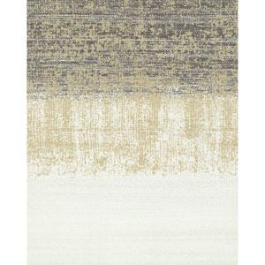 Design Digest Grey Painted Horizon Wallpaper