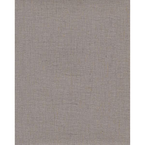 Design Digest Brown Veiling Wallpaper
