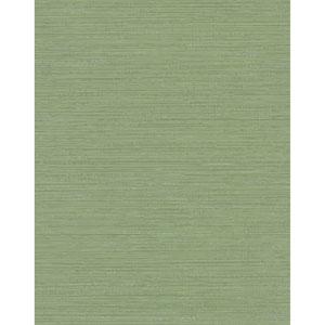 Design Digest Green Fine Line Wallpaper