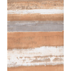 Design Digest Orange Tempra Wallpaper
