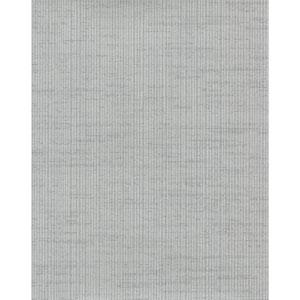 Design Digest Grey Pincord Wallpaper