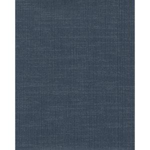 Design Digest Navy Pincord Wallpaper