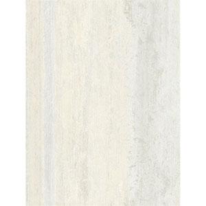 Ronald Redding Designs Stripes Resource Mojave Off White Wallpaper