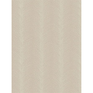 Ronald Redding Designs Stripes Resource Beaded Fountain Off White Wallpaper
