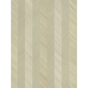 Ronald Redding Designs Stripes Resource Grass/Wood Stripe Green Wallpaper