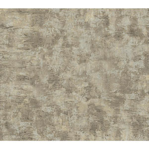 Texture Portfolio Grey and Taupe Organic Texture Wallpaper