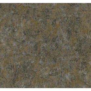 Texture Portfolio Silver and Gold Mylar Crackle Faux Wallpaper