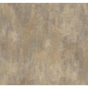 Texture Portfolio Beige and Gold Neo Classic Texture Wallpaper