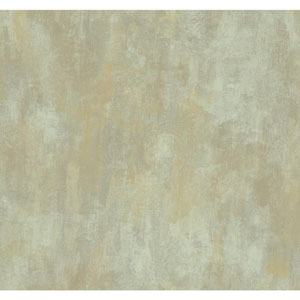 Texture Portfolio Aqua and Gold Neo Classic Texture Wallpaper
