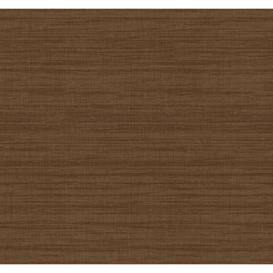 Texture Portfolio Bronze and Brown Royal Linen Wallpaper