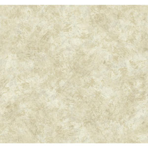 Texture Portfolio Pearl Cream and Pale Taupe Brushstroke Texture Wallpaper