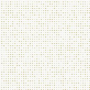 Modern Art Gold Dotted Spark Wallpaper