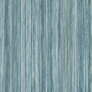 Modern Art Dark Blue Painted Stripe Wallpaper