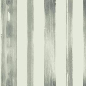 Aviva Stanoff Grey Artisan Brush Wallpaper