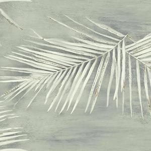 Aviva Stanoff Light Grey Endless Summer Wallpaper