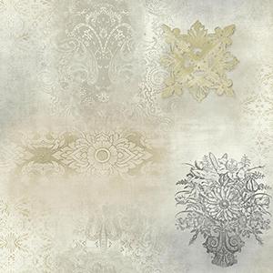 Patina Vie Neutral Wallpaper