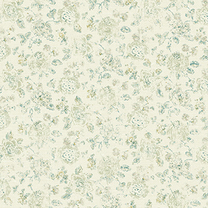 York Wallcoverings Patina Vie Beige Damask Wallpaper