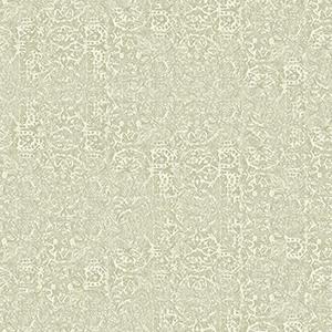 Patina Vie Sage and Gray Wallpaper