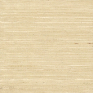 Plain Grass Beige Wallpaper