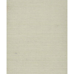 Plain Grass Blue and Beige Wallpaper