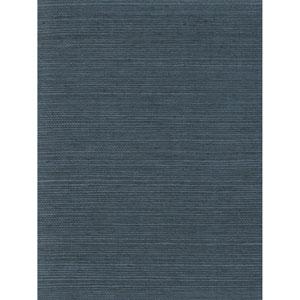 Ronald Redding Designs Stripes Resource Plain Grass Blue Wallpaper