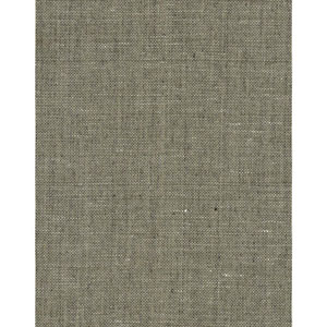 Grasscloth II Crosshatch String Black Wallpaper
