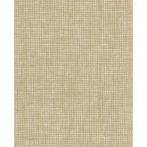 Grasscloth II Woven Crosshatch Beige Wallpaper