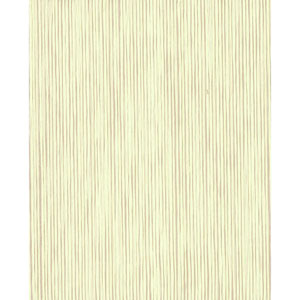 Grasscloth II Vertical Paper White Wallpaper