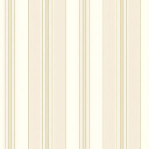 Waverly Classics Eggshell, Beige, Pale Gray and Taupe Wallpaper