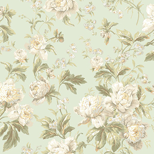 Waverly Classics Multi-Colored Wallpaper