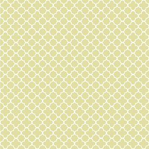 Waverly Classics Gray, Green and White Wallpaper