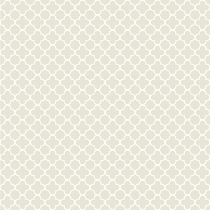 Waverly Classics Gray Fog and Cream Wallpaper