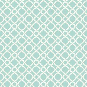 Waverly Classics I Kent Crossing Removable Blue Wallpaper