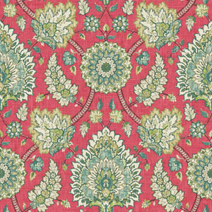 Waverly Classics I Clifton Hall Removable Pink Wallpaper