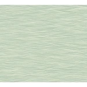Williamsburg II Aquamarine Wallpaper