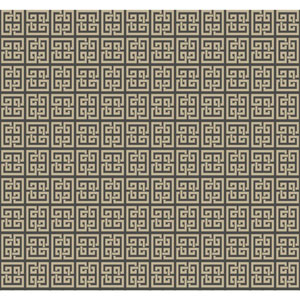 Williamsburg II Black Wallpaper