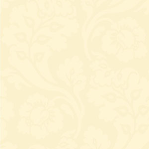 Williamsburg Beige and Cream Pembroke Wallpaper